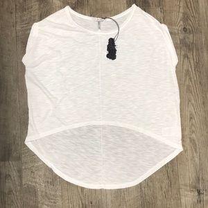 AnM loose fit white shirt